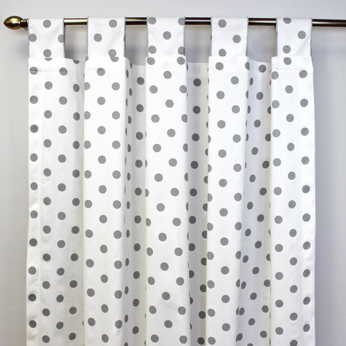 Some People Especially Love Polka Dots Curtains